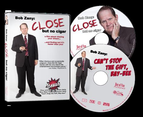 DVD mock up - discs
